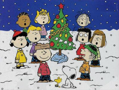 Charlie Brown xmas
