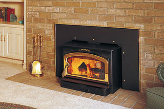 Wood stove lennox